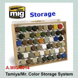 AMMO Mig 8014 Tamiya/Mr Color AMMO Storage System