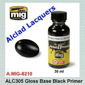 AMMO Mig 8210 Gloss Black Base Primer