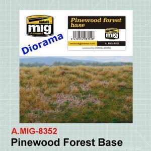 AMMO Mig 8352 Pinewood Forest Base