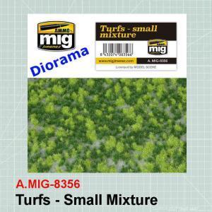 AMMO Mig 8356 Turfs - Small Mixture