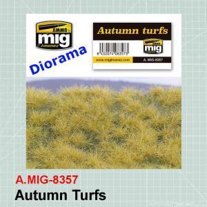 AMMO Mig 8357 Autumn Turfs