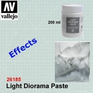 VALLEJO 26185 Light Diorama Paste