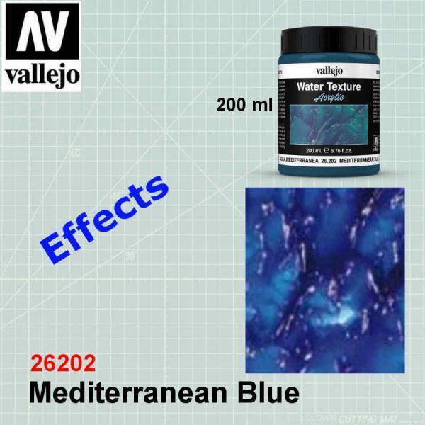 VALLEJO 26202 Mediterranean Blue