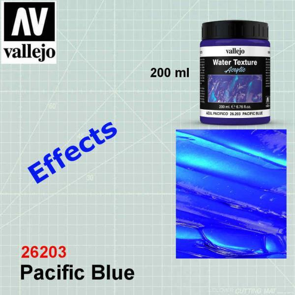 VALLEJO 26203 Pacific Blue