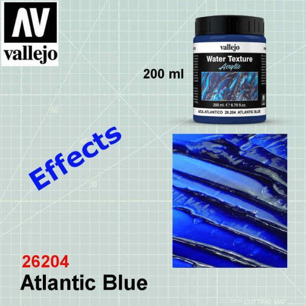 VALLEJO 26204 Atlantic Blue