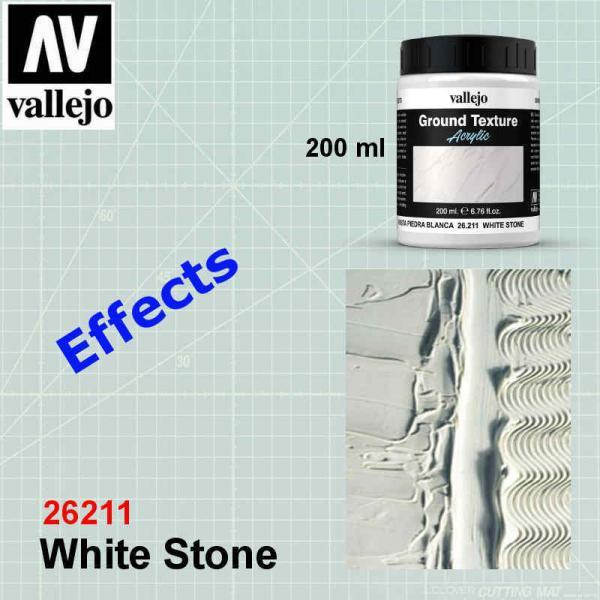 VALLEJO 26211 White Stone