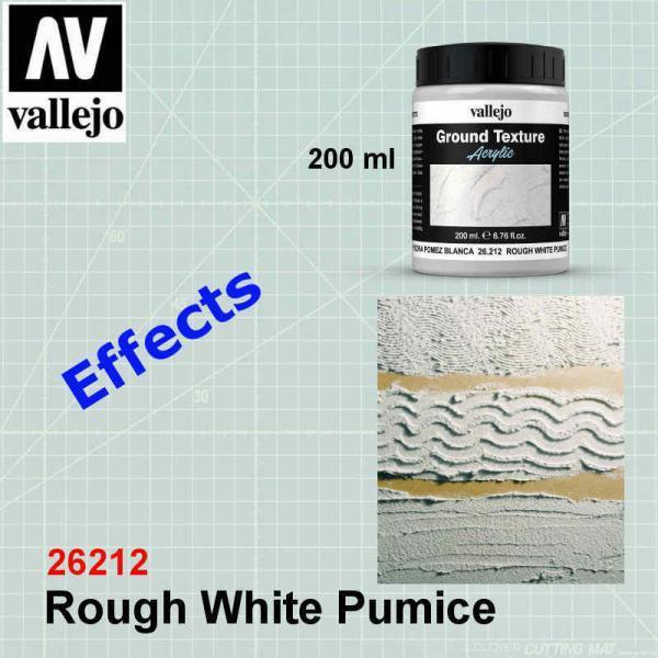VALLEJO 26212 Rough White Pumice