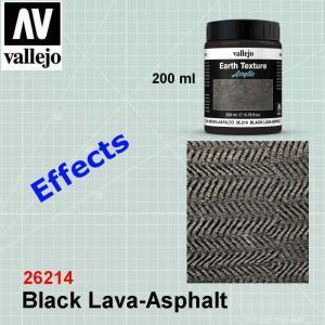 VALLEJO 26214 Black Lava-Asphalt