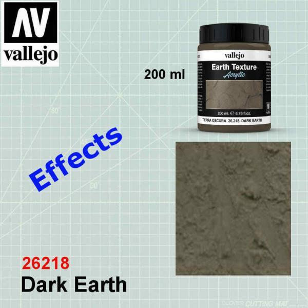 VALLEJO 26218 Dark Earth