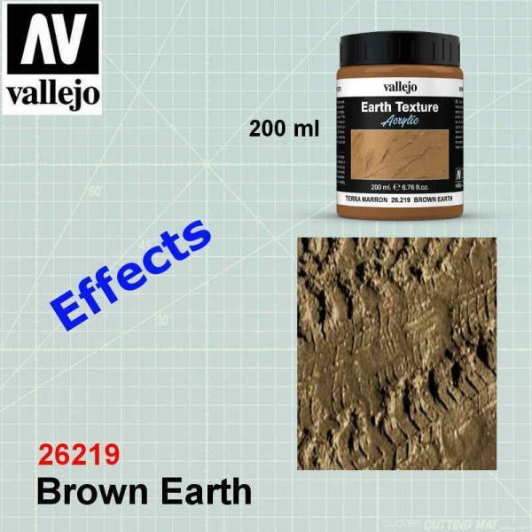 VALLEJO 26219 Brown Earth
