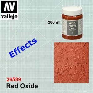 VALLEJO 26589 Red Oxide Paste