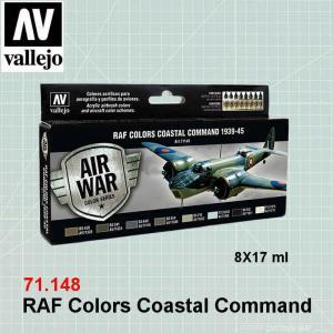 VALLEJO 71148 RAF Colors Coastal Command