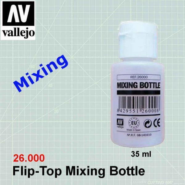 Vallejo 26000 Flip-Top Mixing Bottle