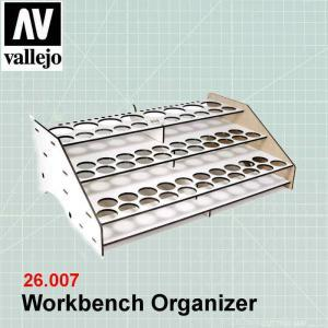 Vallejo 26007 Vallejo Workbench Organizer