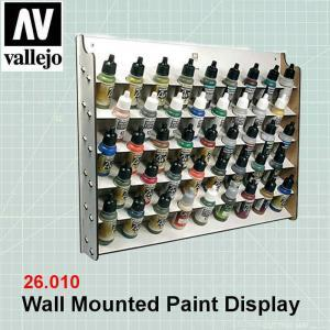 Vallejo 26010 Vallejo Wall Mounted Paint Display