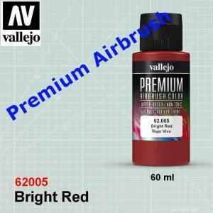 Vallejo 62005 Premium Bright Red