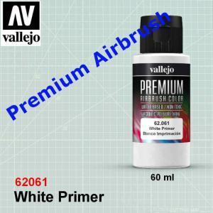 Vallejo 62061. Premium White Primer