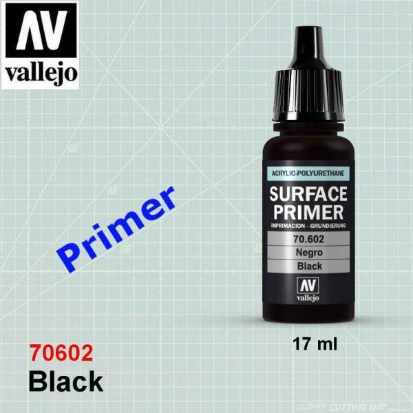 Vallejo 70602 Black Primer