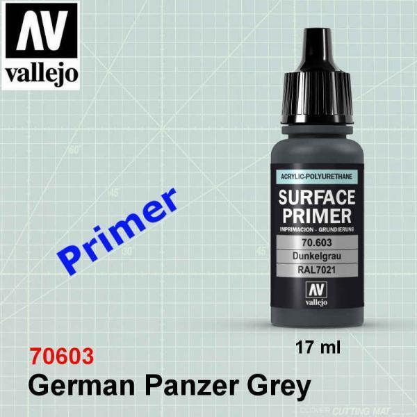 Vallejo 70603 German Panzer Grey Primer