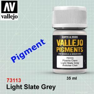 Vallejo 73113 Light Slate Grey Pigment