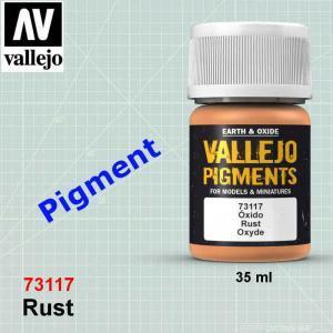 Vallejo 73117 Rust Pigment