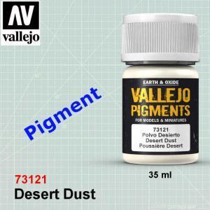 Vallejo 73121 Desert Dust Pigment