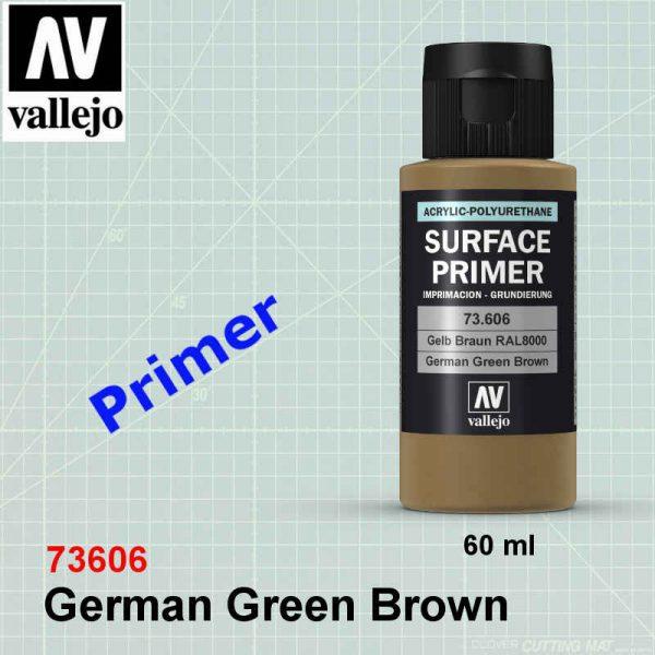 Vallejo 73606 German Green Brown Primer