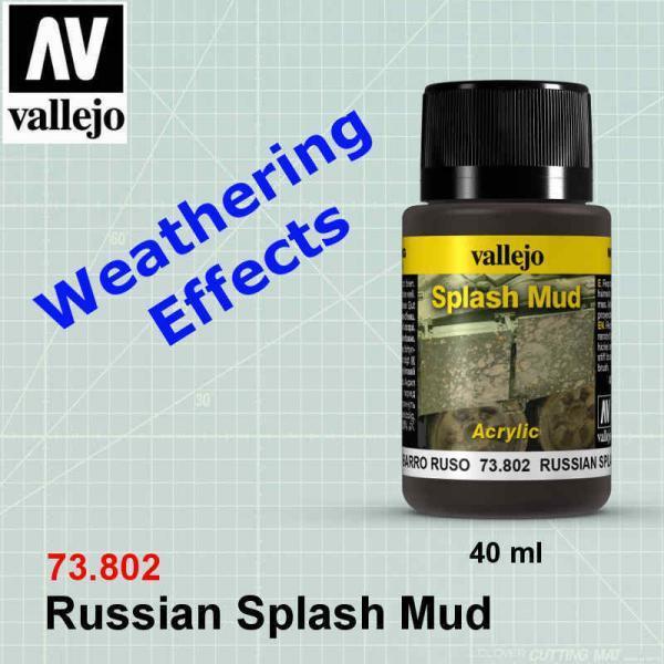 Vallejo 73802 Russian Splash Mud