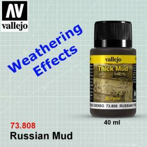 Vallejo 73808 Russian Thick Mud