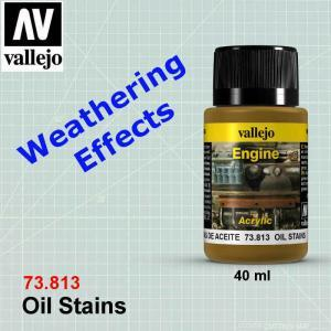 Vallejo 73813 Oil Stains