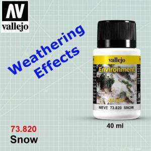 Vallejo 73820 Environment Effects - Snow