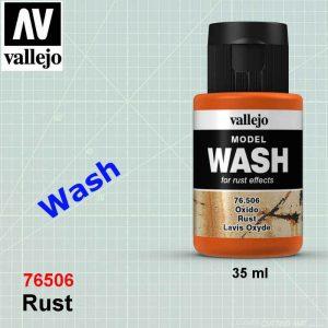Vallejo 76506 Rust Wash