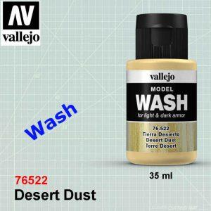 Vallejo 76522 Desert Dust Wash