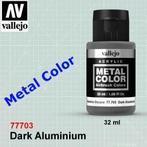 Vallejo 77703 Dark Aluminium