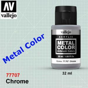 Vallejo 77707 Chrome