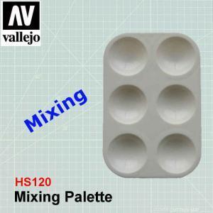 Vallejo HS120 Mixing Palette