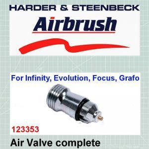 Air Valve complete H&S 123353