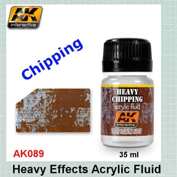 AK089 Heavy Effects Acrylic Fluid