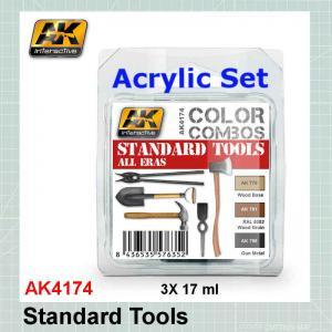 AK4174 Standard Tools all Eras Color Combo