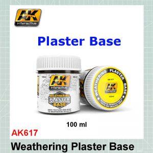 AK617 Weathering Plaster Base