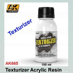 AK665 Texturizer Acrylic Resin