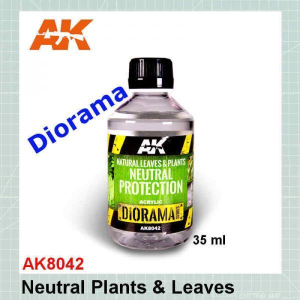 AK8042 Neutral Plants & Leaves