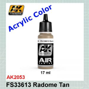 AKI 2053 FS33613 Radome Tan