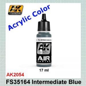 AKI 2054 FS35164 Intermediate Blue