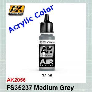 AKI 2056 FS35237 Medium Grey