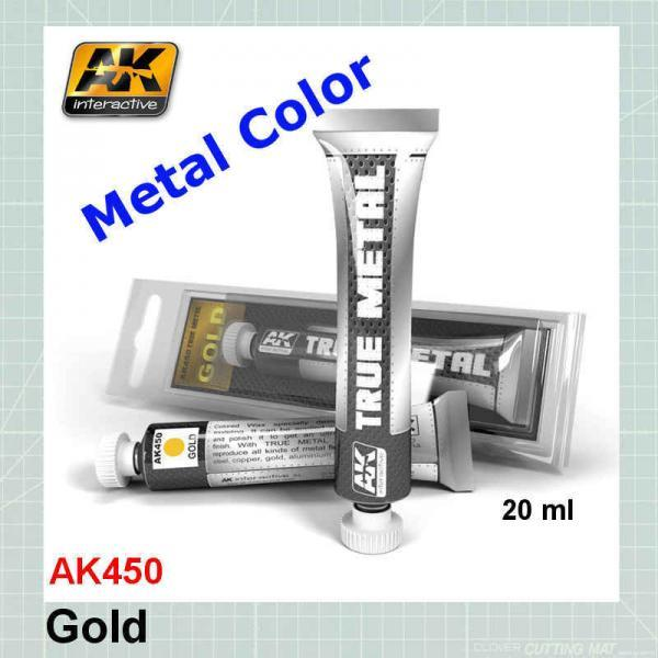 AKI 450 True Metal Gold
