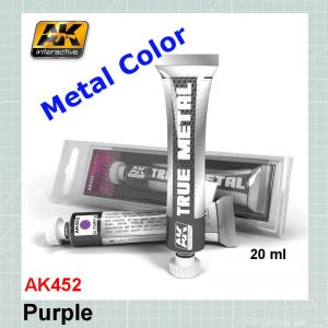 AKI 452 True Metal Metallic Purple