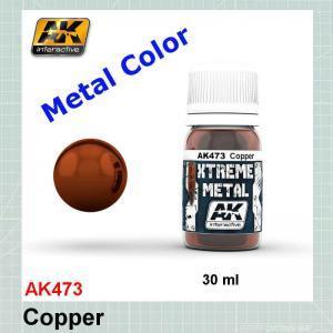 AKI 473 Xtreme Metal Copper