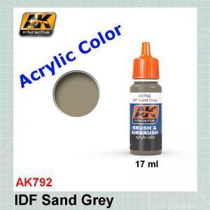AKI 792 IDF Sand Grey 1973