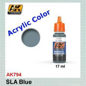 AKI 794 SLA Blue